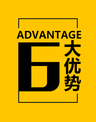 Dongsheng 6 advantages